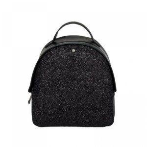 3 for $15🌈Convertible Glitter Mini Backpack Black